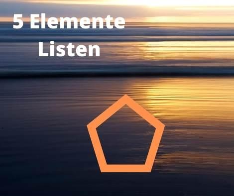 18-Ecke der 5 Elemente